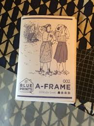 A Frame Blueprints The A Frame Skirt From Blueprints For Sewing U2013 Darci Sews