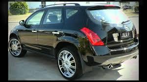 nissan murano black rims f1 wheel u0026 tyre nissan merano rolling 22inch tis03 youtube