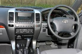 land cruiser interior toyota land cruiser station wagon review 2003 2009 parkers