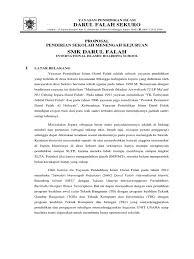 mendirikan yayasan pendidikan islam 86717897 proposal pendirian smk darul falah mlonggo 20120320