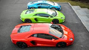 Green Lamborghini Aventador - lamborghini aventador lp700 4 blue green red hd wallpaper
