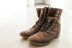 good motorcycle boots leather boot patina thread malefashionadvice