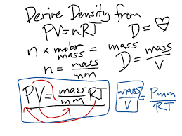 showme deviation from ideal gas law