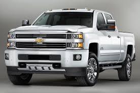 expensive trucks semi lux showdown silverado high country vs sierra denali 2500hd