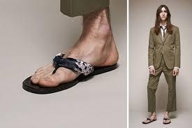 how to cut a flip for men men in flip flops a debate