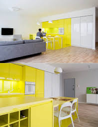 kitchen 20 best yellow accent kitchens that really shine gas