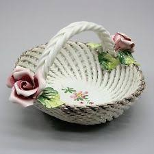 capodimonte basket of roses 247 best capodimonte floral elegance images on