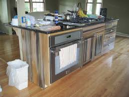 kitchen island made from reclaimed wood barnwood bricks god s country tennessee interior decorating ideas
