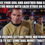 Meme Generator Star Trek - star trek meme generator imgflip
