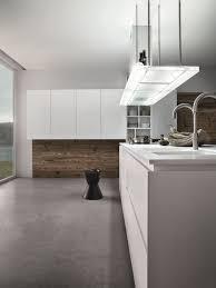 Designer Kchen Deko Lackierte Küche Mit Kücheninsel Ohne Griffe Cloe Composition 1