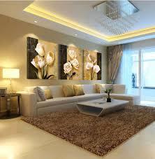 aliexpress com buy 3pcs no frame art orchid canvas oil painting