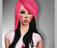 hair color to download for sims 3 mod the sims hair found ish