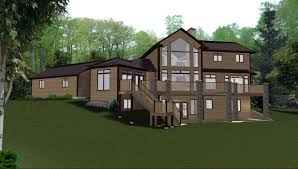 ranch style house plans with walkout basement simple house plans with walkout basement house plans with walkout