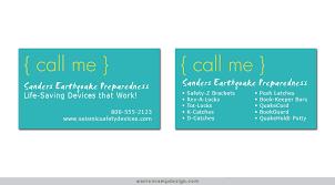 custom designed business cards warren c design