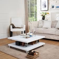 white livingroom furniture furniture of america pagoda coffee table hayneedle