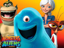 monsters aliens viacom press