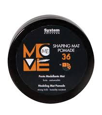 Pomade Fix dikson move me fix shaping mat pomade 36 100 ml wax gel