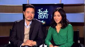 randall park exclusive randall park and constance wu talk abc u0027s