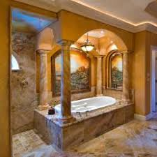 mediterranean style bathrooms brown mediterranean bathroom photos hgtv