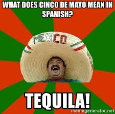What Does Meme Mean In Spanish - what does cinco de mayo mean in spanish tequila successful