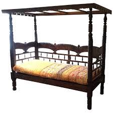 viyet designer furniture bedroom vintage balinese carved