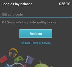 redeem play gift card one lucky buys 25 play store gift card we