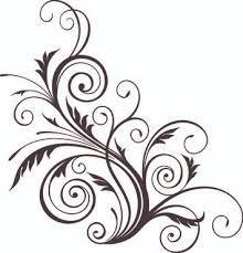vector water ornamental design elements free vector