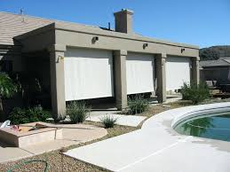 Privacy Screens For Patio by Patio Sun Screens Tucson Home Outdoor Decoration
