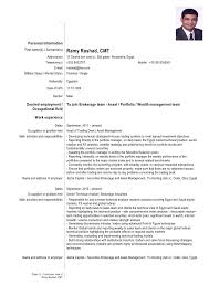 Updated Resume Examples Ramy Rashad Cmt Updated Cv