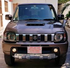 mitsubishi adventure modified suzuki jimny sierra basegrade 1983 for sale in islamabad pakwheels
