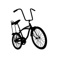 lowrider bike sticker