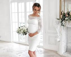 maternity dresses for weddings maternity wedding dress etsy