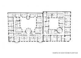 Floor Plan For Hotel Gallery Of Hotel Bellevue Rusan Arhitektura 16 Ground Floor