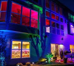 Colored Led Landscape Lighting 40 Best Led Multi Color Landscape Accent Lighting W Remote