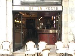 bureau de poste besancon bar de la poste restaurant 8 rue granges 25000 besançon adresse