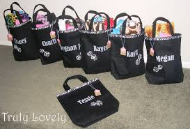 bridesmaids bags ideas for bridesmaid gift bags lading for