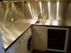 Stainless Steel Outdoor Countertops Brooks Custom by Stainless Steel Backsplash With Custom Shelf Brooks Custom