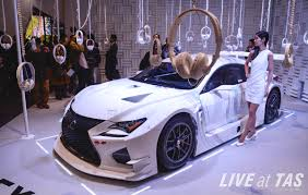 lexus models japan tas 2015 japanese automaker u0027s unleash concepts u0026 new models