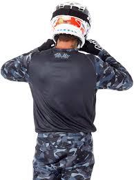camo motocross gear troy lee designs gray 2018 gp cosmic camo mx jersey troy lee