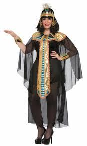 Egyptian Princess Halloween Costume Black Egyptian Queen Nile Cleopatra Goddess Costume