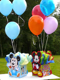 mickey mouse centerpieces 12 inch baby mickey mouse decorations handmade supplies de flickr