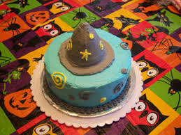Halloween Witch Cake by Mary U0027s Crazy Cakes