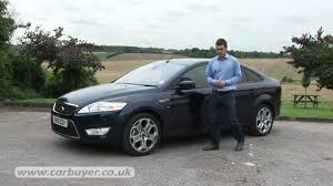 ford mondeo hatchback review carbuyer youtube