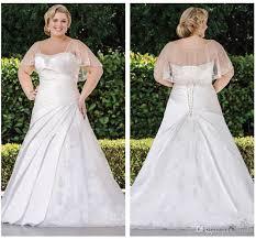 fall wedding dresses plus size 2015 vintage satin plus size wedding dresses with illusion cape