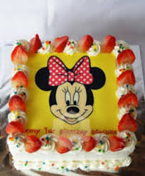 cara membuat hiasan kue ulang tahun anak cara mudah pemasangan edible image foto kue ulang tahun anak my