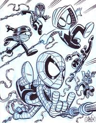 spider man and friends chris giarrusso