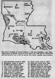 Map Of Plantations Near New Orleans by Where There Were Bandits Perhaps There Is Gold U2013 All Things Sabine
