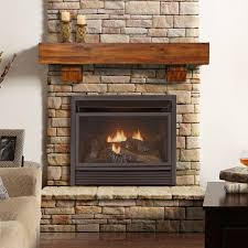 decoration awesome contemporary fireplace shelf mantel with