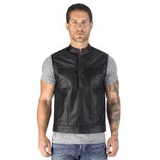 leather biker vest shop motorcycle vests biker vest at motorcycle house