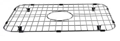 Stainless Steel Grid For Kitchen Sink by Alfi Brand Gr2418 Stainless Steel Protective Grid For Ab2418